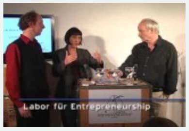 Labor für Entrepreneurship