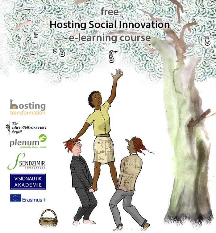 Free Hosting Social Innovation e-learning course starting next monday